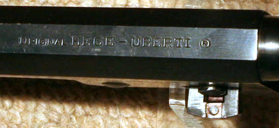 marquage Hege Uberti